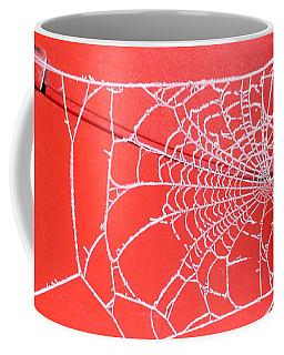 Ice Web Coffee Mug