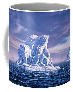 Icebeargs Coffee Mug