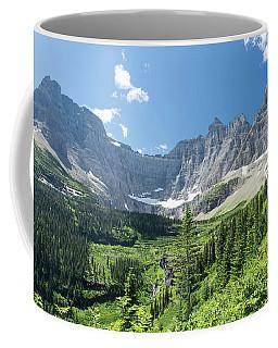 Iceberg Lake Trail - Glacier National Park Coffee Mug
