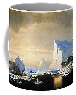Icebergs Coffee Mug