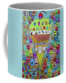 Icecream Parlor Coffee Mug