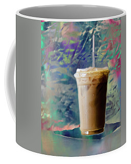 Iced Coffee 3 Coffee Mug