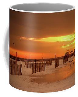 Iced Sunset Coffee Mug
