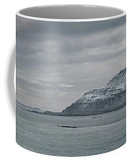 Iceland East Coast Panorama Coffee Mug