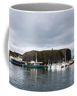 Iceland Fisherman Harbor Coffee Mug