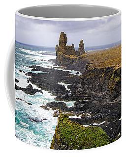 Iceland Snaefellsnes Coast Coffee Mug by Matthias Hauser