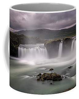 Iceland Waterfall Coffee Mug