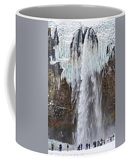 Iceland Waterfalls Coffee Mug