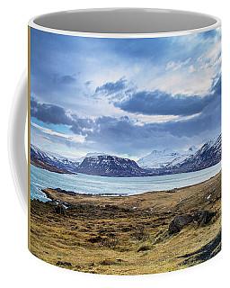 Icelandic Blues Coffee Mug