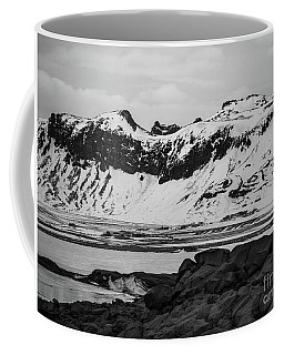 Icelandic Idyll Near Vik Coffee Mug