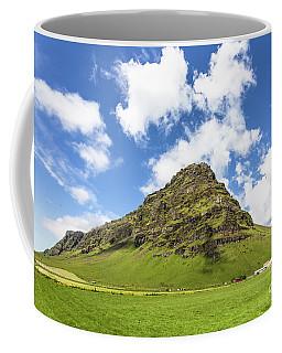 Icelandic Landscape Coffee Mug