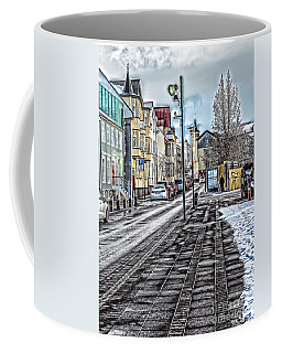 Icelandic Living Coffee Mug