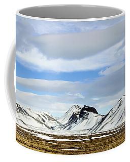 Icelandic Wilderness Coffee Mug