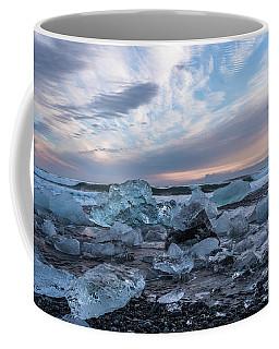 Icey Sunset Coffee Mug