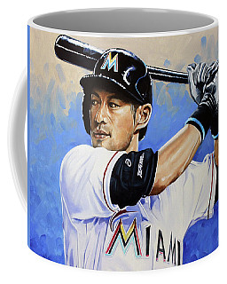 Ichiro Coffee Mug