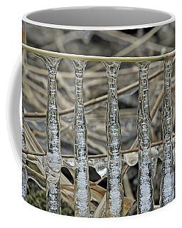 Icicles On A Stick Coffee Mug by Glenn Gordon
