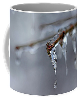 Icicle Teardrop Coffee Mug