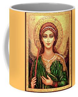 Icon Archangel Gabriel Coffee Mug