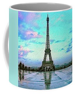 Icon Of Paris Coffee Mug