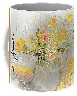 Coffee Mug featuring the digital art Iconic Beauties by Lisa Kaiser