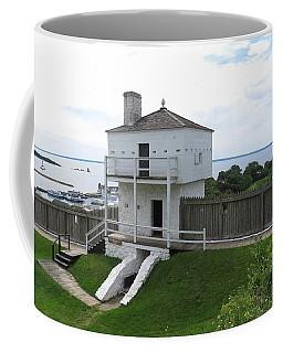 Iconic West Blockhouse Coffee Mug