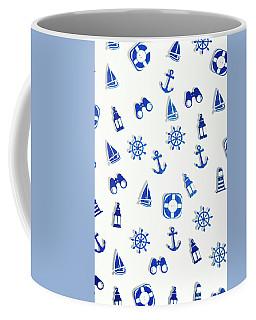 Iconic Nautics Coffee Mug