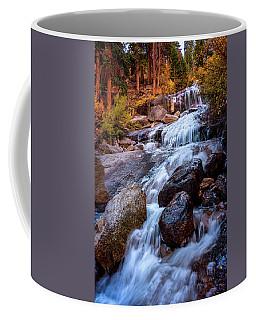 Icy Cascade Waterfalls Coffee Mug