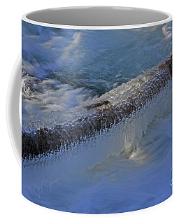 Icy Log Coffee Mug