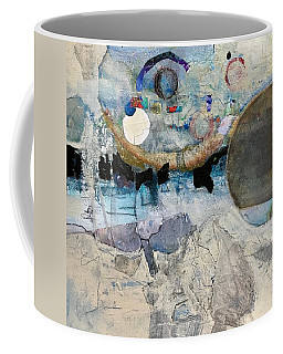 Icy Moon Coffee Mug
