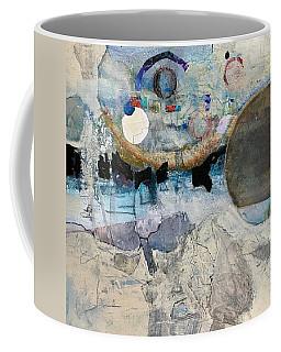 Icy Moon Coffee Mug