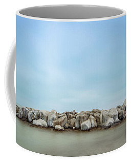Icy Morning Coffee Mug
