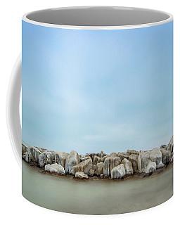 Icy Morning Coffee Mug