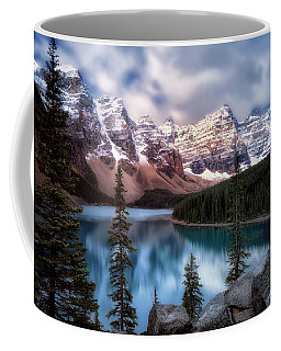 Icy Stillness Coffee Mug