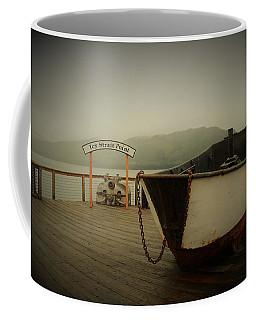 Icy Strait Point Boat Coffee Mug