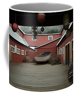 Icy Strait Point Cannery Museum Coffee Mug