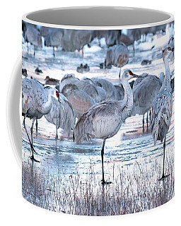 Icy Stroll Coffee Mug