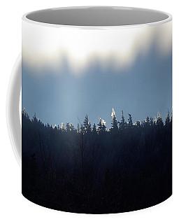 Icy Sunrise Coffee Mug