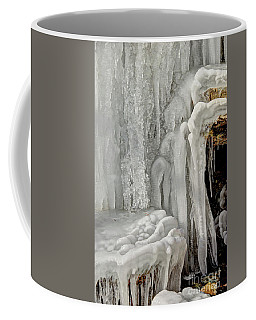 Icy Tendrils Coffee Mug