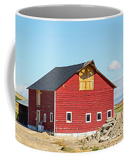 Idaho Barn Coffee Mug