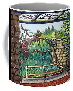 Idaho Botanical Gardens Coffee Mug