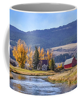 Idaho Farm Coffee Mug