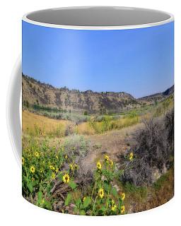 Coffee Mug featuring the photograph Idaho Landscape by Bonnie Bruno