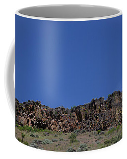 Coffee Mug featuring the photograph Idaho Landscape by Dart Suze Humeston