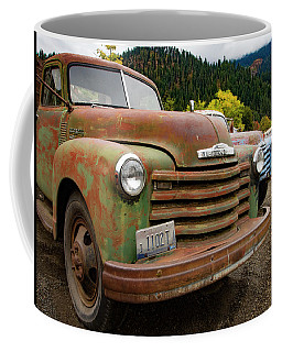 Idaho Lineup Coffee Mug