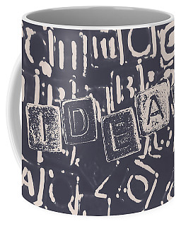 Idea Blocks Coffee Mug
