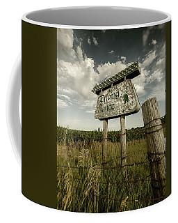 Ideal Driving Range Coffee Mug