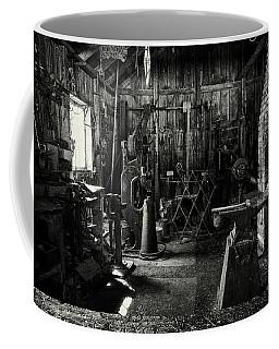 Idle Bw Coffee Mug