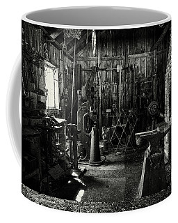 Idle Bw Coffee Mug