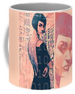 Idoru Coffee Mug