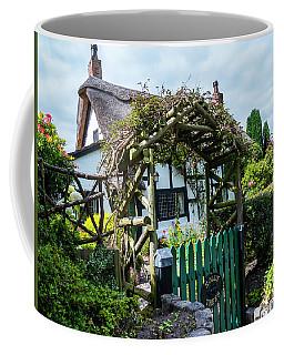 Idyllic Holly Trees Cottage Coffee Mug